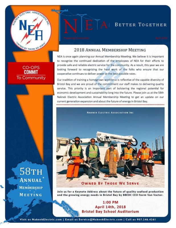 58th Annual Meeting poster